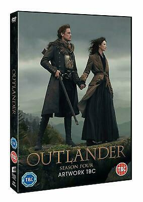 Outlander Season 4 DVD Box Set Brand New & Sealed Fast & Free 24 Hour Postage