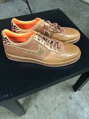 factory authentic 28698 2b9cd Nike Air Force 1 Downtown Black History month Size 15 AF1