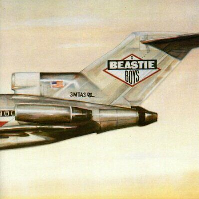 Licensed to Ill by Beastie Boys (CD, Mar-1995, Def Jam) *NEW* *FREE Shipping*