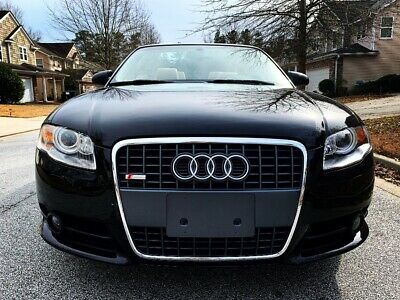 2009 Audi A4 S-Line 2009 Audi A4 cabriolet 2.0T S-Line****MINT CONDITION***LIKE NEW