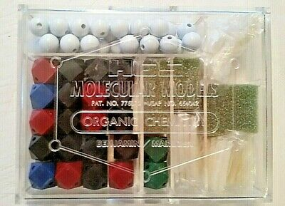 HGS Molecular Structure Models Organic Chemistry Kit