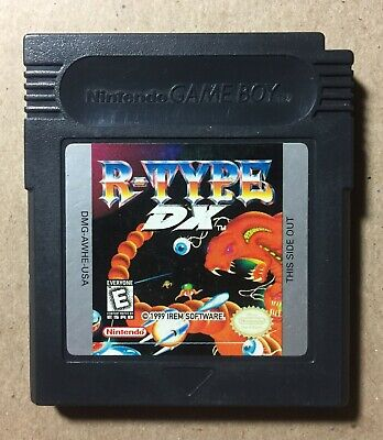 R-Type DX (Nintendo Game Boy Color; 1999) GBC Cart Only!