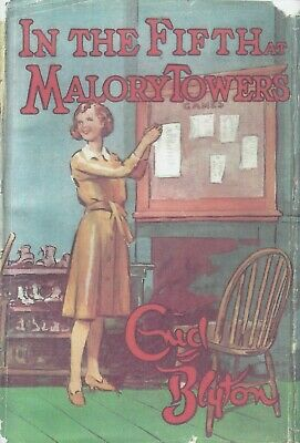 In The Fifth at Malory Towers 1st Edition: Enid Blyton