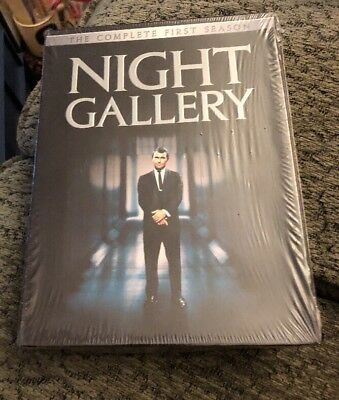 Night Gallery - The Complete Season One New!