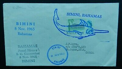 Bahamas Cover 1965 2d
