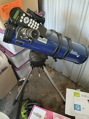 Starview 150eq Telescope With GPS Mount