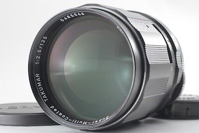 [TOP MINT] Pentax SMC TAKUMAR 135mm f/2.5 MF Lens M42 From Japan #0272