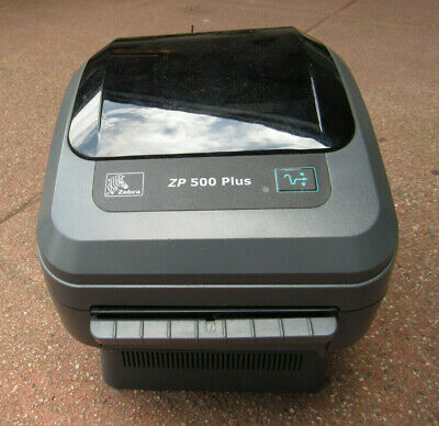 ZEBRA ZP 500 PLUS PRINTER TREIBER WINDOWS XP