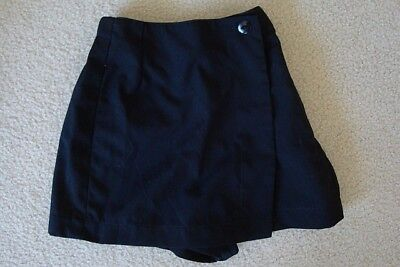 SCHOOL SKORTS BLACK - size 4