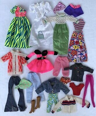 Vintage Dolls Clothes to suit BARBIE