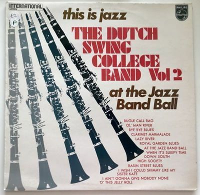 This Is Jazz The Dutch Swing College Band Vol.2 at the Jazz Band Hall- Vinyl LP