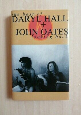 The Best Of Daryl Hall + John Oates ~Looking Back On Cassette Tape 1991