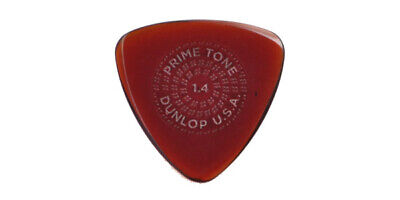 JIM DUNLOP Guitar PICK 516R1.4 PRIMETONE SMTRI GRIP p-00109