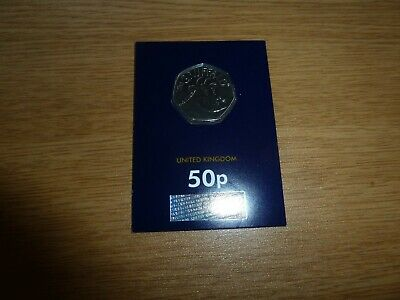 2019 50P Fifty Pence Coin The Gruffalo Brilliant Uncirculated