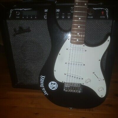 Peavey Raptor Plus EXP, Jack Daniels/Peavey Electric Guitar, Amp