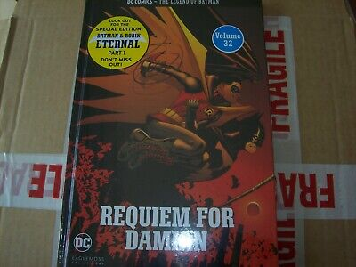 DC COMICS THE LEGEND OF BATMAN COLLECTION # 32 Requiem For Damian