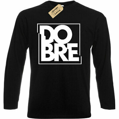 Dobre Brothers T-Shirt Youtuber Vlog Girls Boys Top Tee mens gift long sleeve