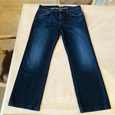 """Retail $228.00 NWT Men/'s 7 For All Mankind /""""STANDARD/"""" Straight Leg JEANS"""