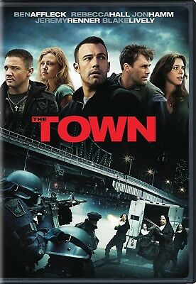 The Town (DVD, 2010) *Disc Only*
