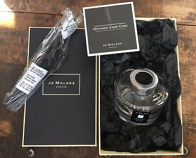 EMPTY (used) Jo Malone Red Rose Diffuser with New Reeds and Gift Box