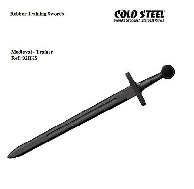 COLD STEEL HAND-AND-A-HALF Training Sword Heavy-grade High