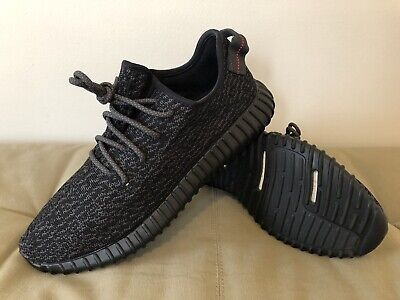 2b3761d2c0f Adidas Yeezy Boost 350 Pirate Black OG 2015 release sz 12 Worn Once AQ2659
