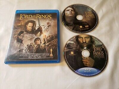 The Lord of the Rings: The Return of the King (Bluray, 2014) [BUY 2 GET 1 FREE]