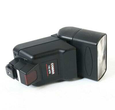 Cobra 740Afn Flash Gun Speedlite For Nikon Film Cameras
