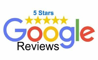 10x REAL FIVE STAR GOOGLE REVIEW SERVICE - USA 10 different people