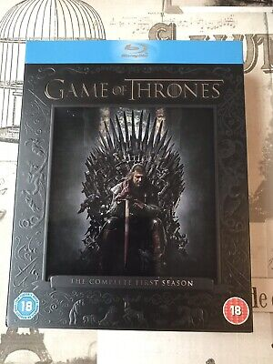 Game Of Thrones The Complete Season Blu Ray