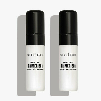 SMASHBOX Photo Finish Primerizer Foundation Primer & Moisturiser in One ~2x 4ml