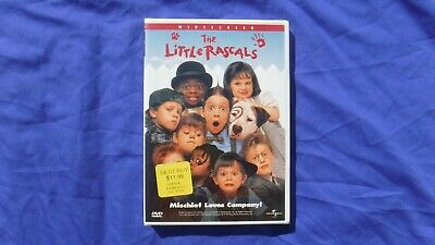 The Little Rascals (DVD, 1999) BRAND NEW & factory sealed!!!