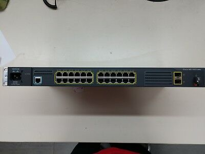 Cisco Router; Cisco ME3400-24TS-A