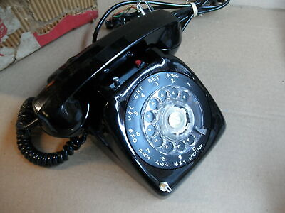 GTE Automatic Electric 85 Rotary Dial Business Desk Set Telephone New NC82003CSA