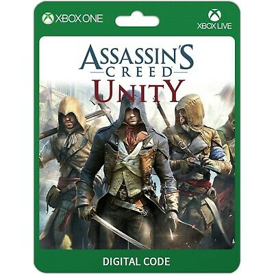 ⭐️ 100% Legit - Instant Delivery - Assassin's Creed: Unity Xbox One Full Game ⭐️