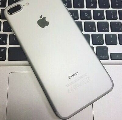 Apple iPhone 7 Plus - 128GB - Silver (Unlocked) - Mint Condition