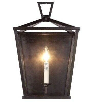 Elegant Lighting Urban Classic Denmark Wall Sconce Vintage Bronze 1422WIIVB