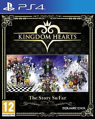 Kingdom Hearts The Story So Far (PS4) IN STOCK NOW Brand New & Sealed