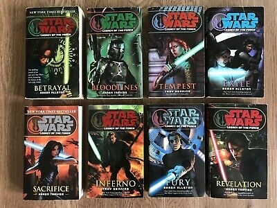 legacy of the force series