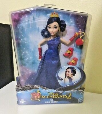 NEW /& SEALED! Disney Descendants 2 Royal Yacht Ball Evie Isle of the Lost