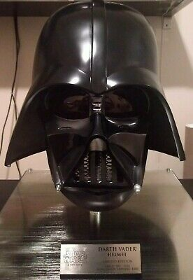 Star Wars Efx Vader Limited Edition A New Hope Prop Replica Helmet 1:1 Scale