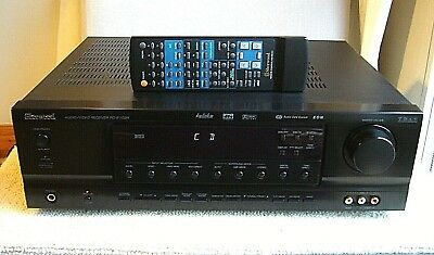 Quality Sherwood RD-6103R 5.1 Audio/Video Receiver with Remote control