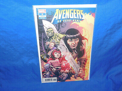AVENGERS NO ROAD HOME #6 JIM CHEUNG VARIANT 1:25 COVER MARVEL COMICS NM 2019