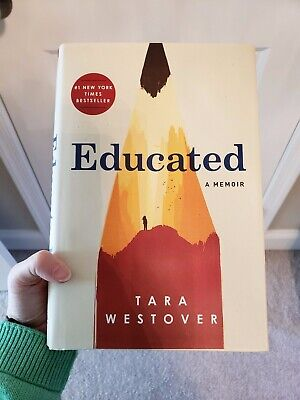 Educated : A Memoir by Tara Westover (2018, Hardcover) Excellent Condition