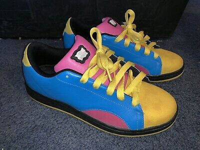 8feb52499e4dd Reebok Ice Cream Sneakers Pharell Williams Skate Shoes Billionaire BBC Men s  9