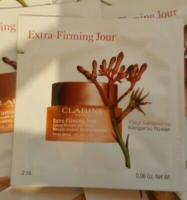 Clarins Extra-Firming Jour SPF15 Wrinkle Control Firming Day cream 36ml...