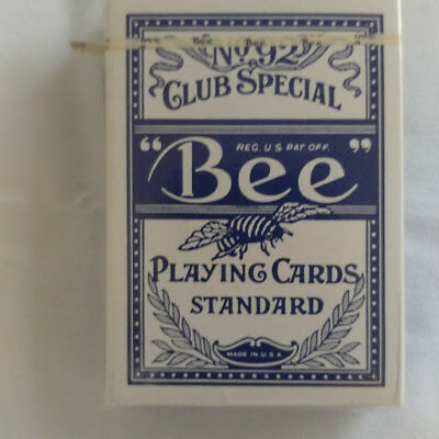 Castaways Hotel & Casino No 92 Bee Club Special Playing Cards