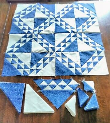 "/""WRAPPERS/""COTTON CIRCA 1875-1900 QUILT FABRIC BTY FOR BLUE HILL FABRICS 7916-001"