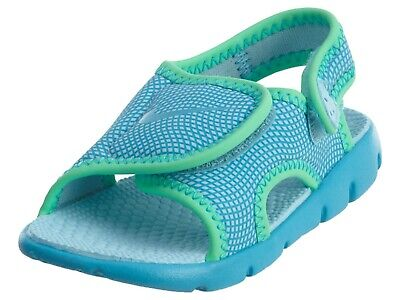 buy popular 80770 013ef New NIKE Kid s Sunray Adjust 4 Sandals Shoes 386521-404 Youth Girls Size 8 (