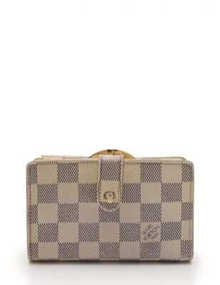 separation shoes 2ecba 6ab5f LOUIS VUITTON N61676 Bifold Wallet with Coin Pocket ...